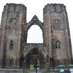 Elgin cattedrale