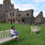 Castello di Tantallon, Scozia