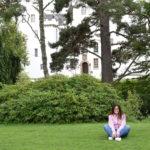 giardini presso Castello di Blair, Scozia