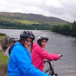 Giro in bicicletta a Fort Augustus