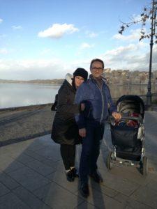 io, mio marito e Riccardo