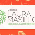 Logo laura masillo biologa per ithappens