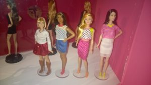 Barbie contemporanee