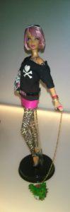 Barbie in sfilata e brandizzate