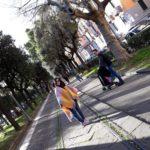 Salerno, Sole, Sorrisi... e un po' di colore!