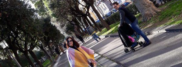 Salerno, Sole, Sorrisi… e un po' di colore!