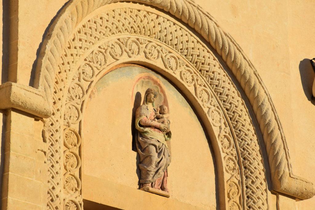 dettaglio Cattedrale di Matera
