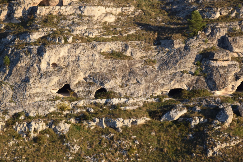 grotte naturali Matera