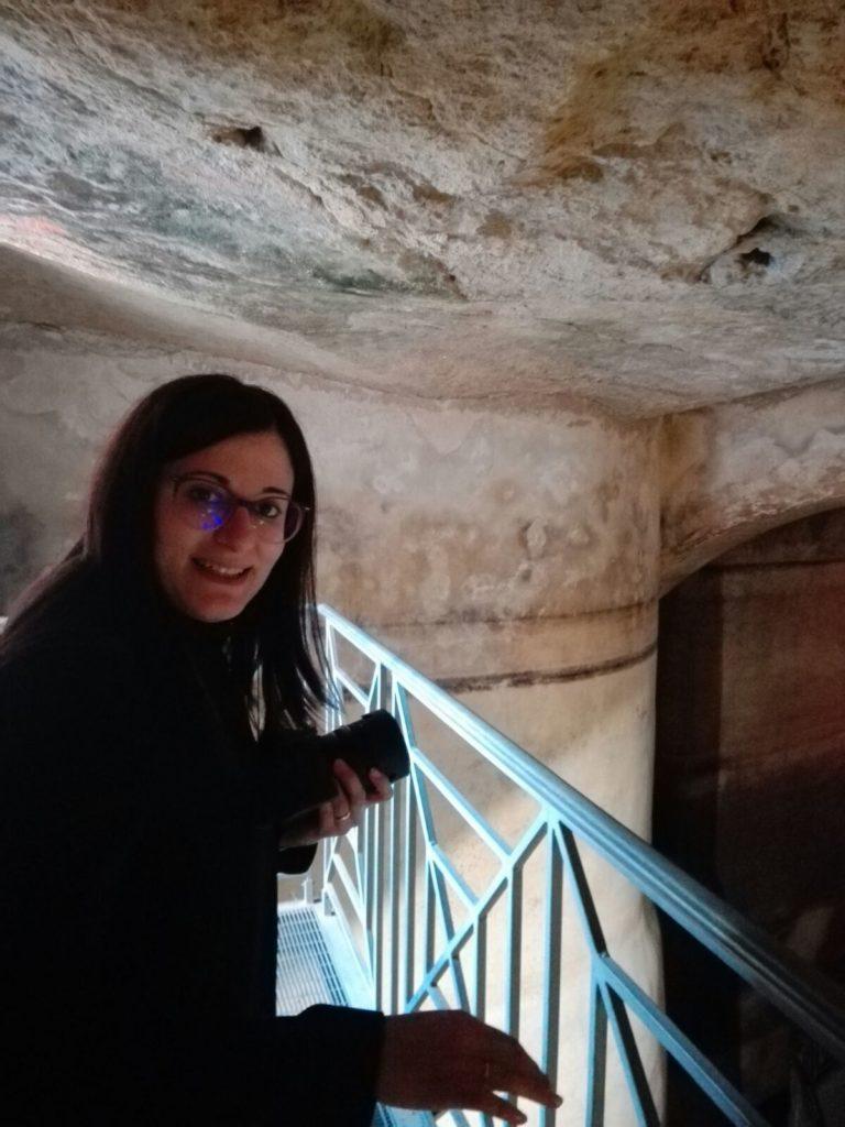 cisterna Palombaro Lungo