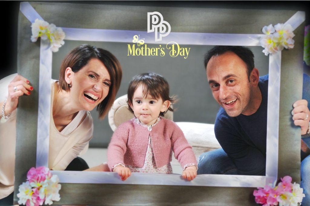 famiglia fotografata da Paolo Perillo