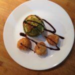 Zucchine ripiene e un po' di cucina…improvvisata