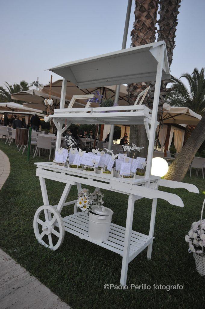 allestimenti location Minerva Resort Hotel Paestum