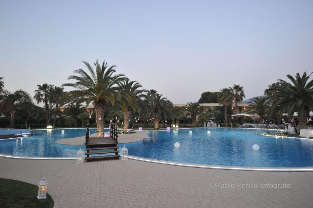 piscina Minerva Resort Hotel Paestum