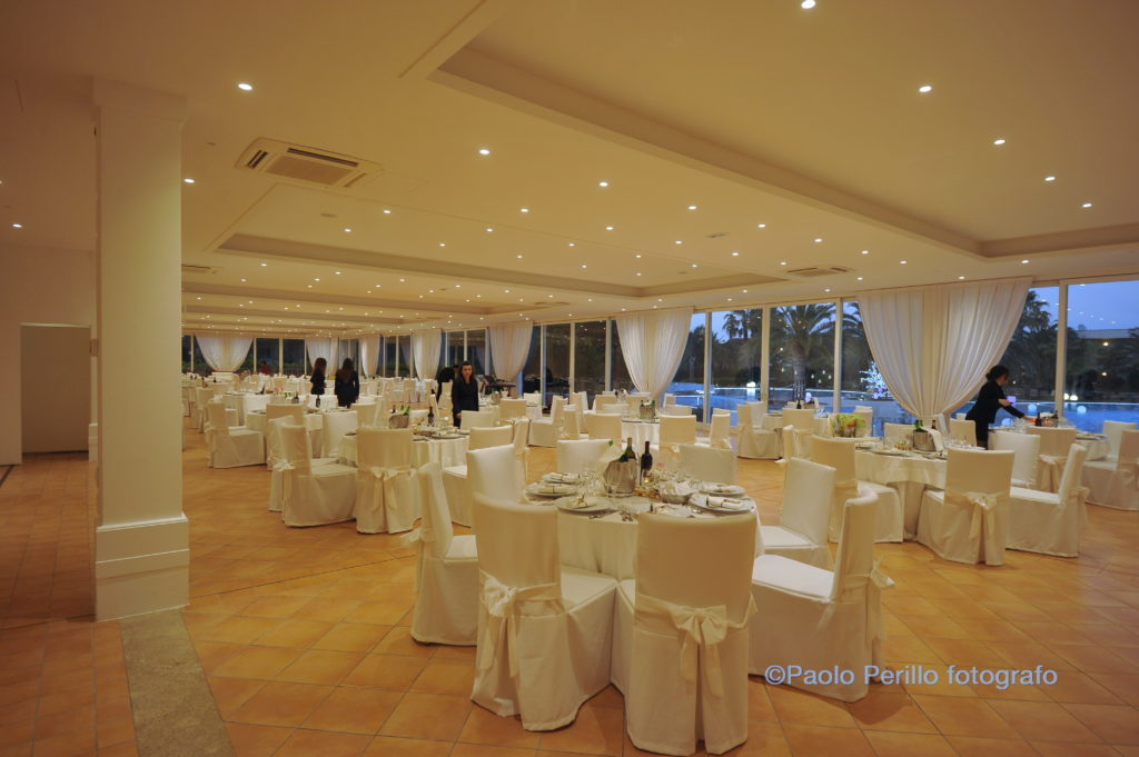 allestimenti location Minerva Resort Hotel Paestum