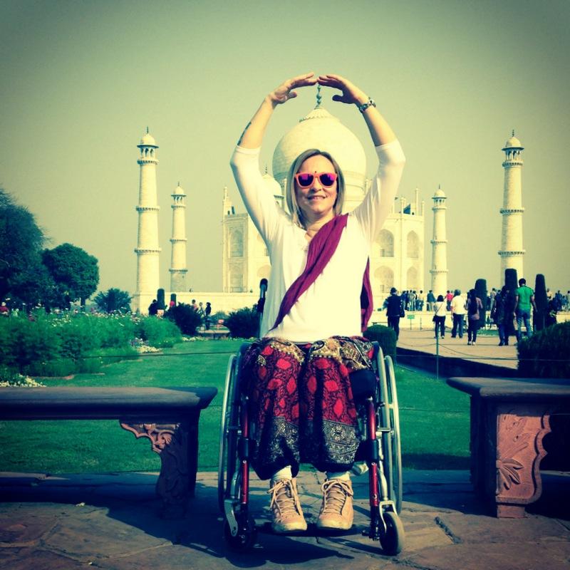 Pamela in India