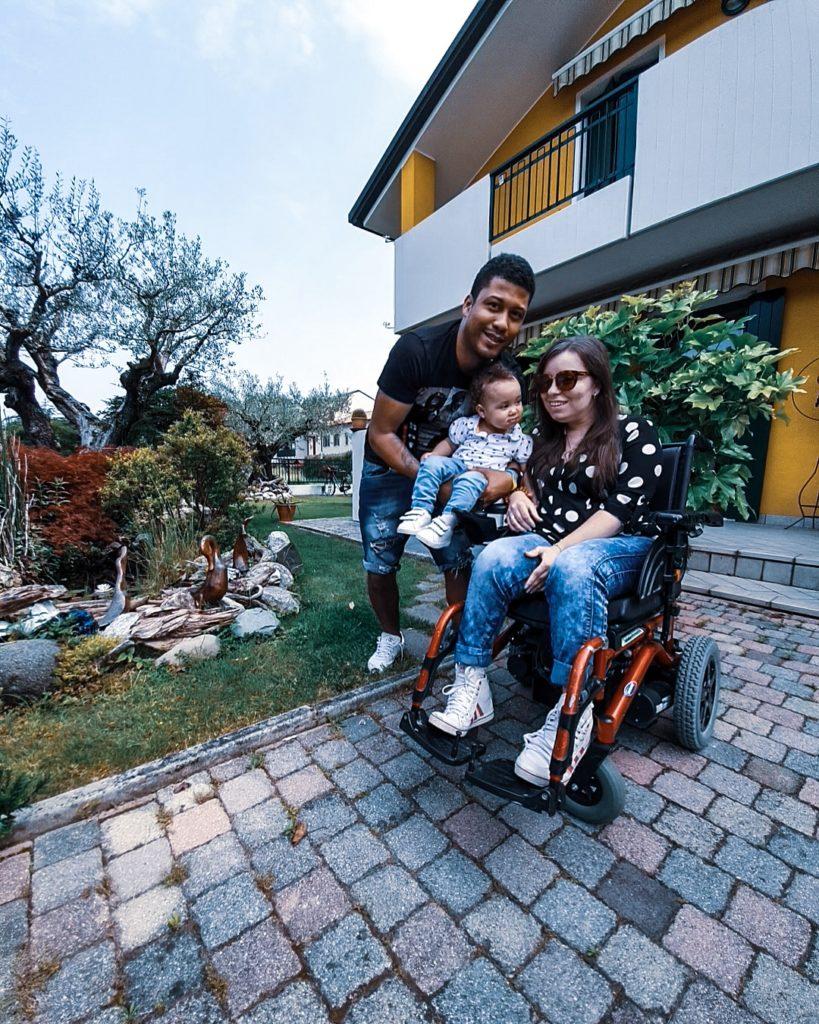 Mariangela Esposito, Tiago e Sharon