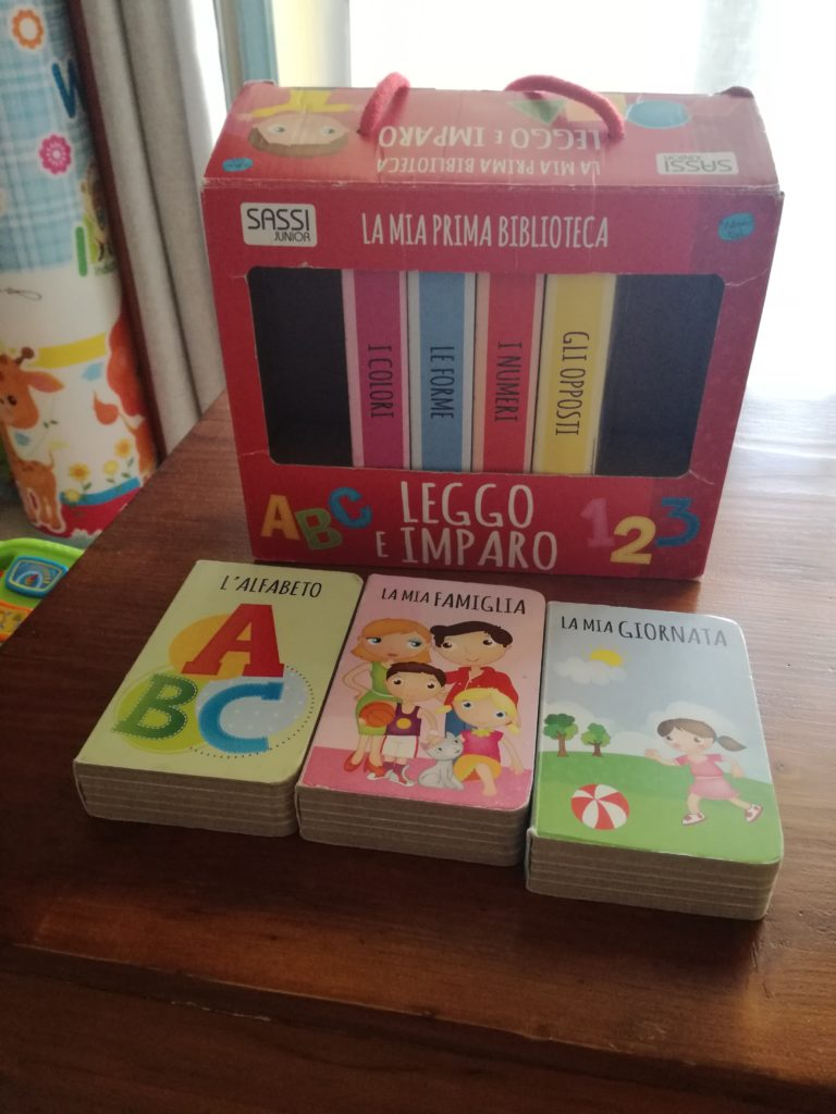 libri cartonati