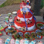 Riccardo festeggia tre anni: festa a tema Paw Patrol